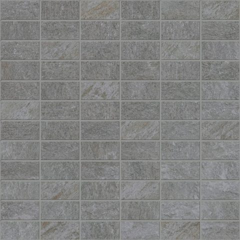 Stoneline Silver 1x2 Mosaic