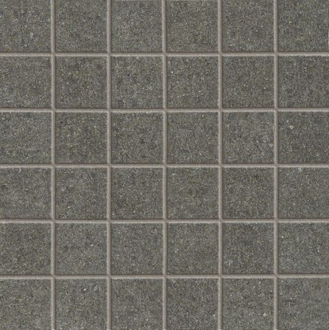 Beckoning Dark Grey Mosaic