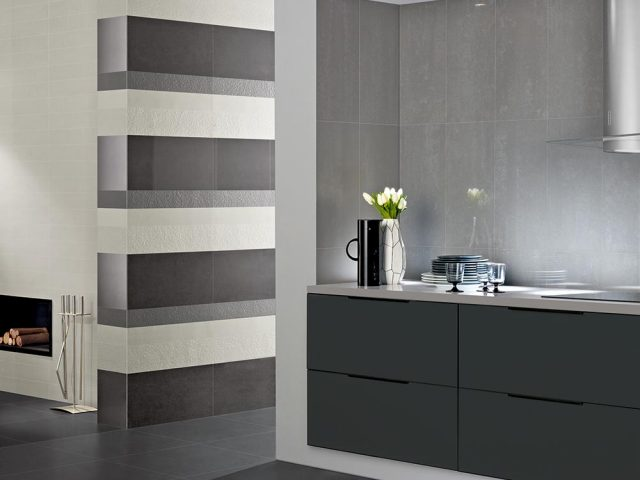 Flint Porcelain Tile Collection