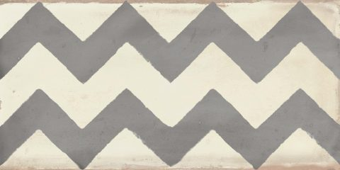 Infinity Chevron White