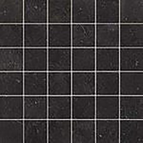 Legendary Black 2x2 Mosaic Tile