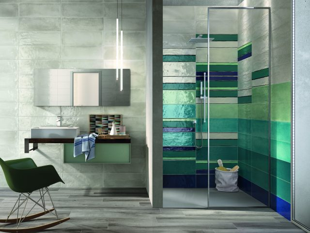 Lively Bohemian-Style Wall Tile Collection