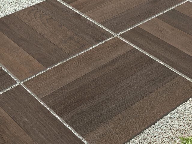 Resolute Wood - Porcelain Paver