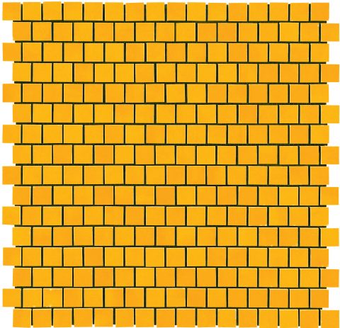 Lively Mosaic Yellow