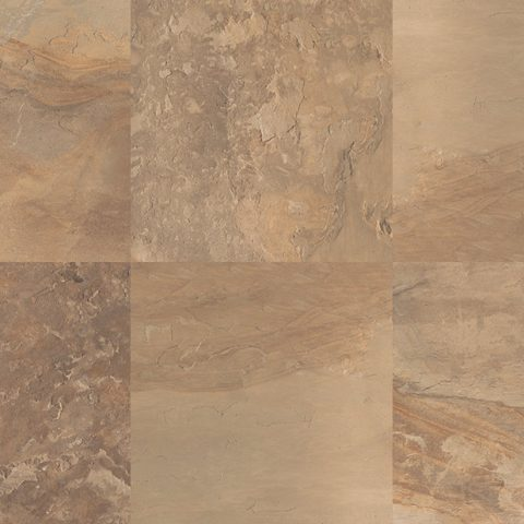 Resolute Brown Flagstone