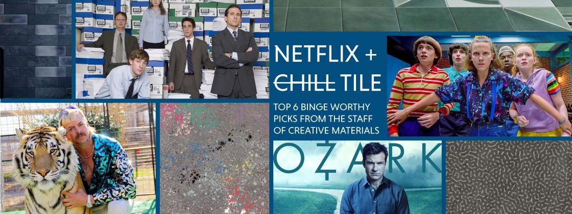 Erin's Picks April 2020 | Television and Tile