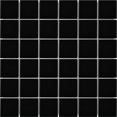 Ageless Black 2 Inch Mosaic