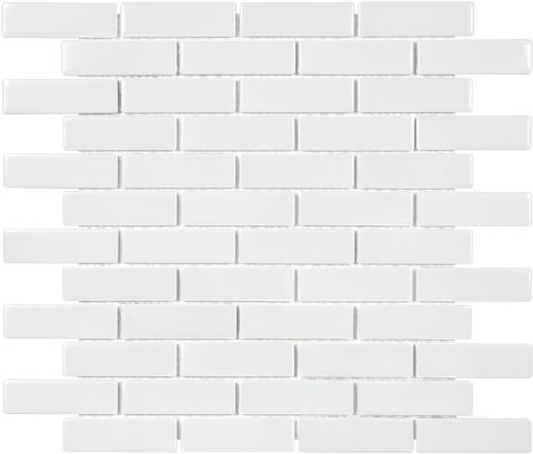 Ageless White Mini Brick Glossy