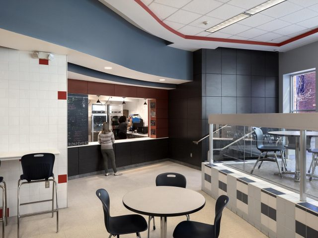 Columbia High School Cafeteria Renovation