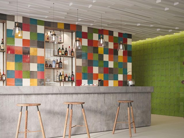 Nectar Ceramic Wall Tile Collection