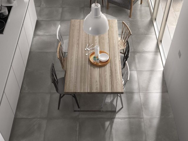 Riverside Industrial Style Porcelain Tile Collection
