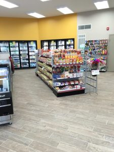 Stewart's Shops Case Study - Floor Tile Installation