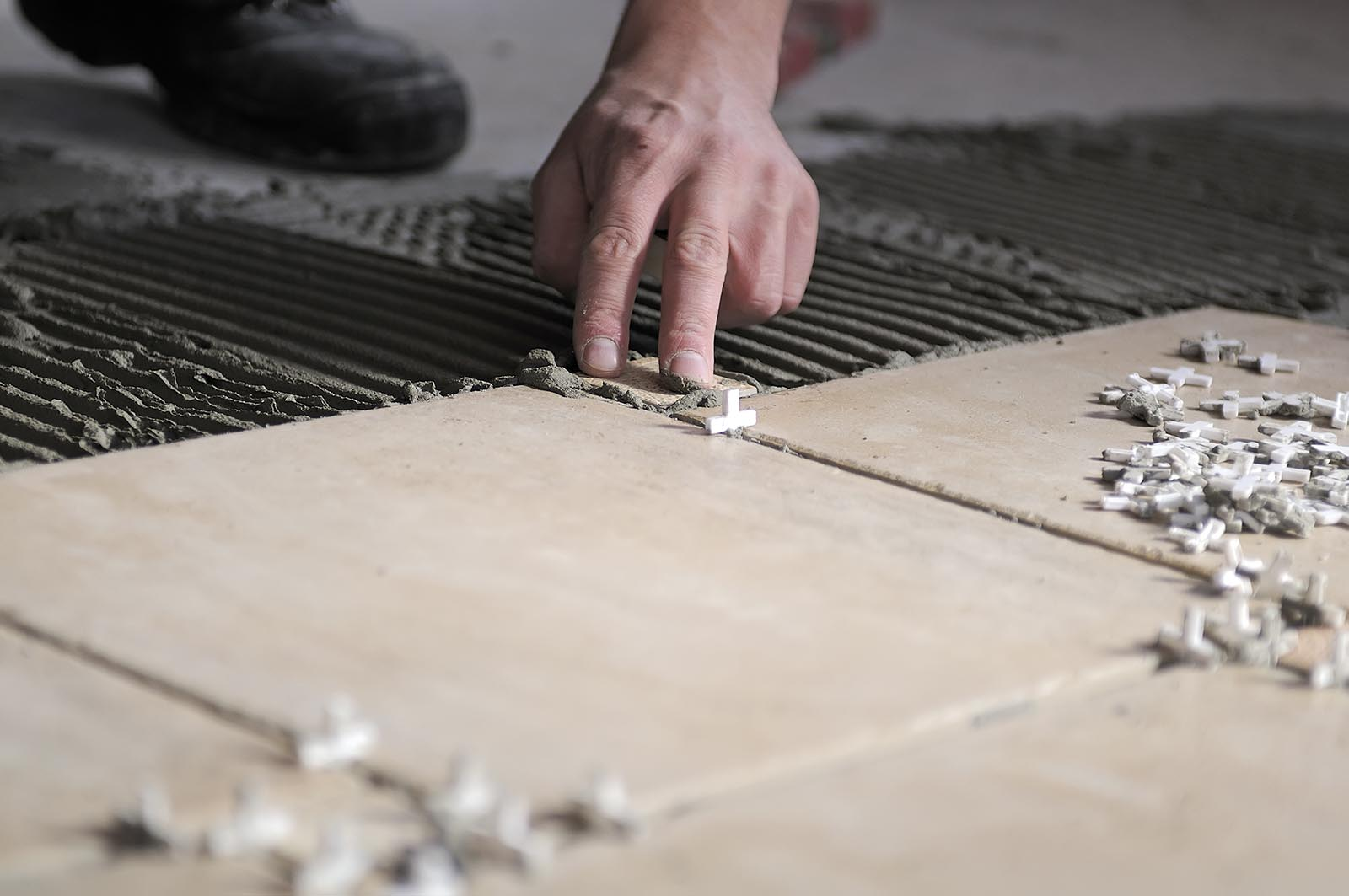 Creative Materials is committed to servicing tile installation professionals