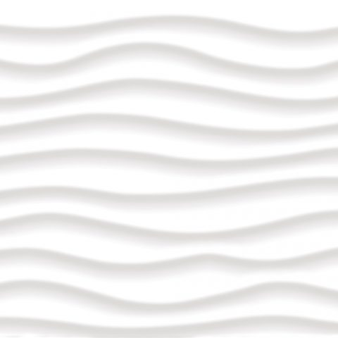 Aura Dimensional Glossy Ceramic Wall Tile
