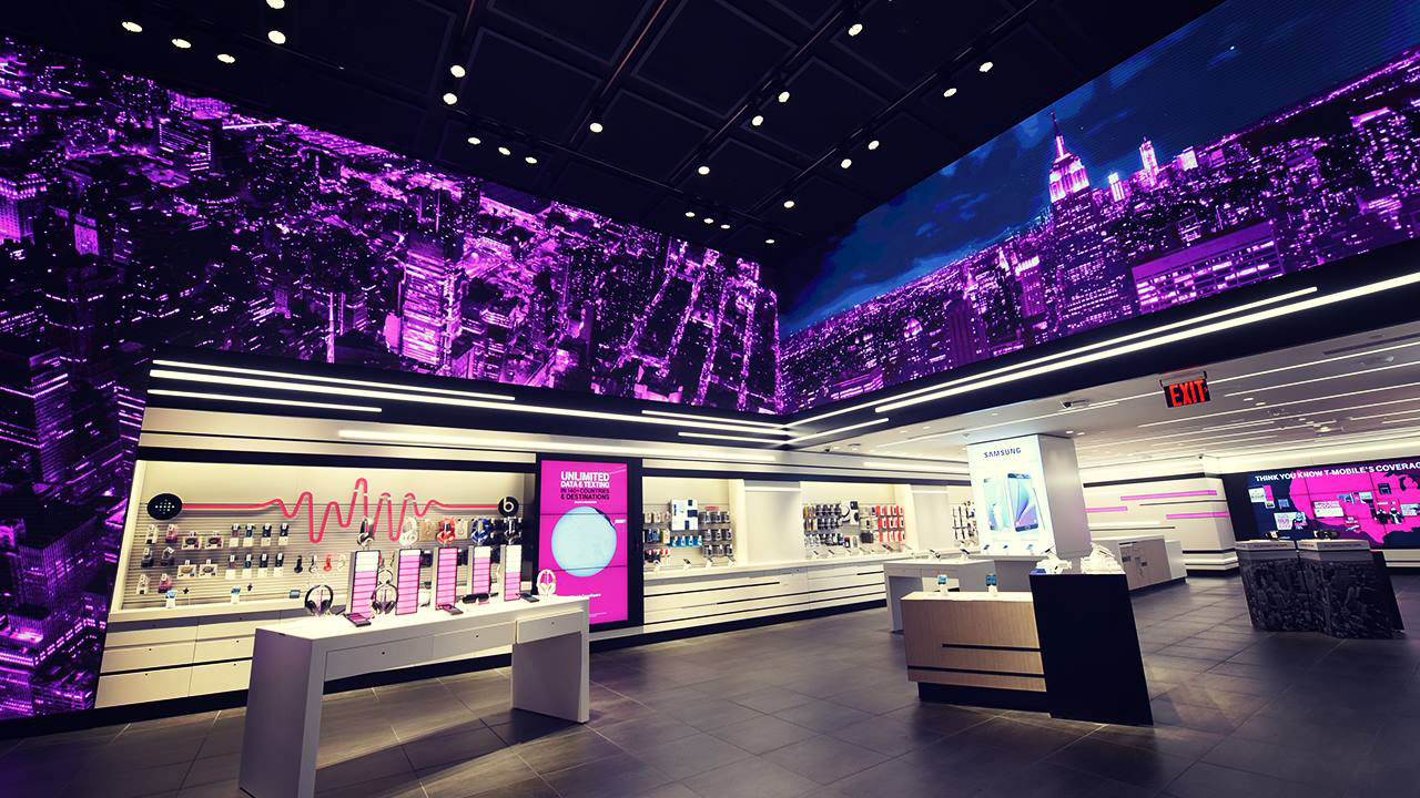 are tmobile stores open in nyc